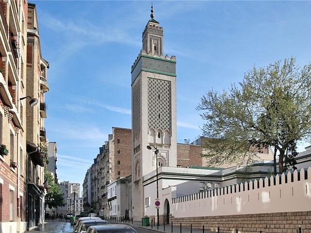Соборная мечеть Парижа