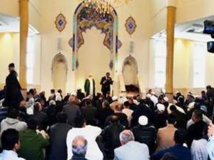 Новая мечеть Сидней