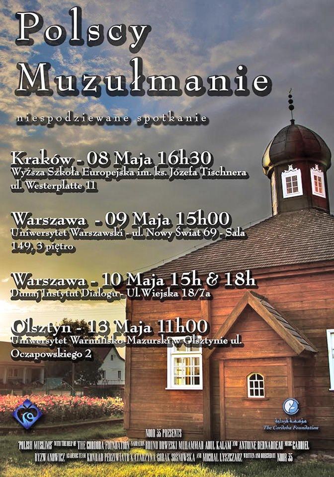 «Польские мусульмане: неожиданная встреча»