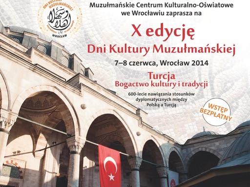 Дни культуры мусульман в польском Вроцлаве