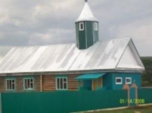 мечеть в Башкортостане