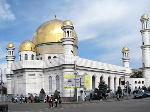 Соборная мечеть г. Алматы