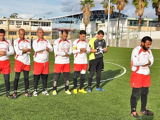 Братья в спорте – мусульмане на футбольном поле