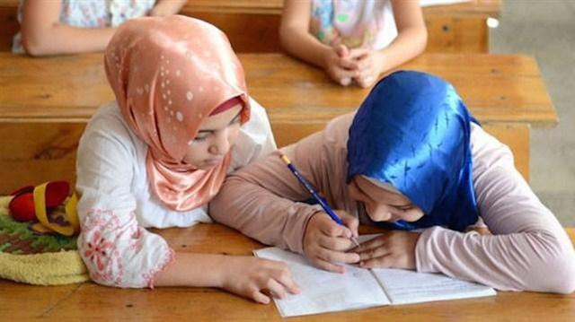 Хиджаб в школах Турции