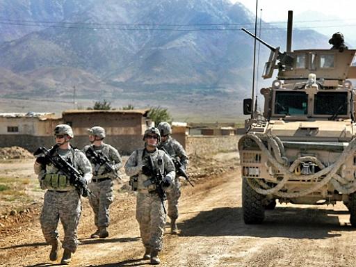 НАТО выводит войска из Афганистана