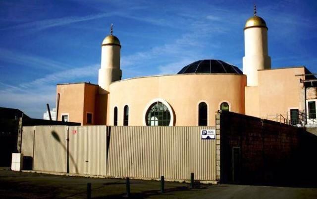 мечеть во Франции