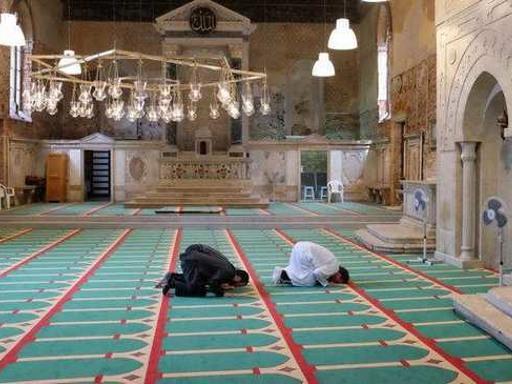 Мечеть в Венеции