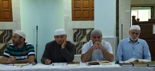 Жюри конкурса чтецов Корана