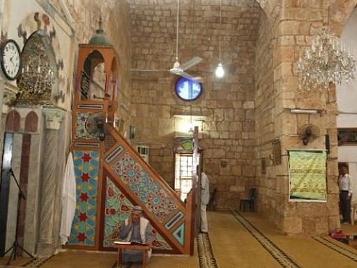Мечеть в Триполи