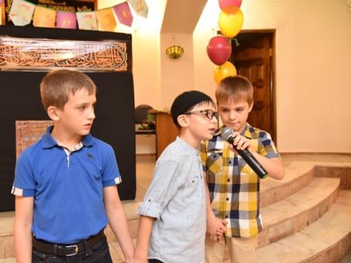 Дети рассказывают историю праздника Курбан-Байрам