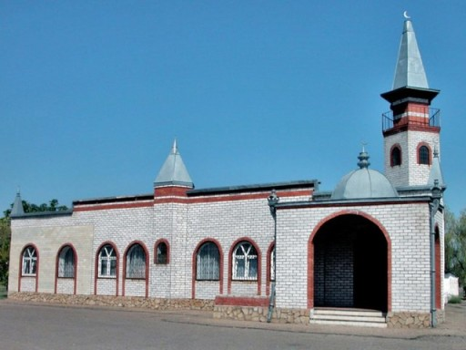 Мечеть в городе Адыгейск