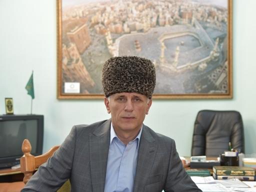 Муфтий Карданов А.