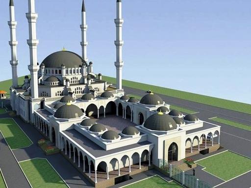 Положено начало строительству Соборной мечети в Крыму
