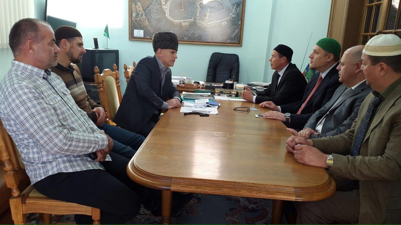 В Адыгее открылось представительство Ассоциации предпринимателей-мусульман РФ