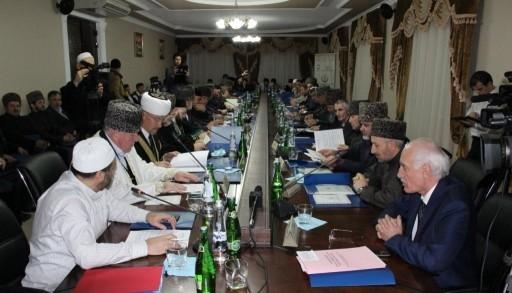 В Махачкале состоялся III Конгресс религиозных лидеров Северного Кавказа