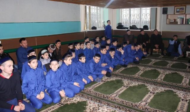 хафизы Ингушетии
