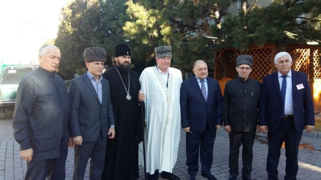 Муфтий Адыгеи и Краснодарского края принял участие во всероссийском научном форуме «Религия в современном обществе»