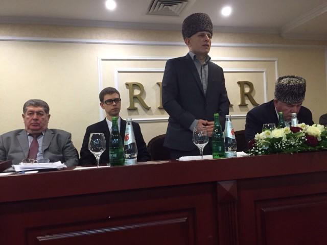 В Краснодаре состоялся расширенный выездной Совет ЦРО ДУМ РА и Кк