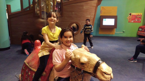 детский музей Манхэттена