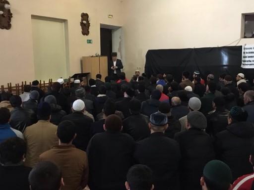 Встреча мусульман в новороссийске