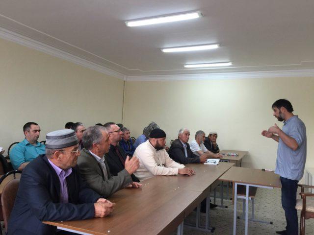 Курсы повышения квалификации имамов Адыгеи
