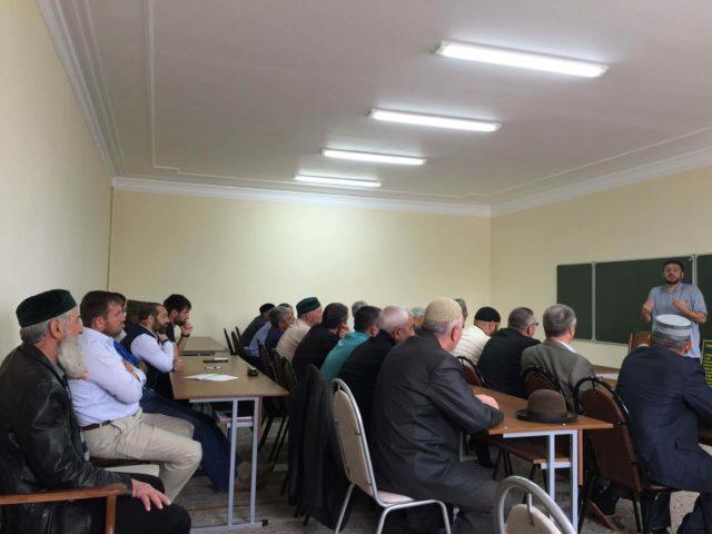 Курсы повышения квалификации имамов Адыгее