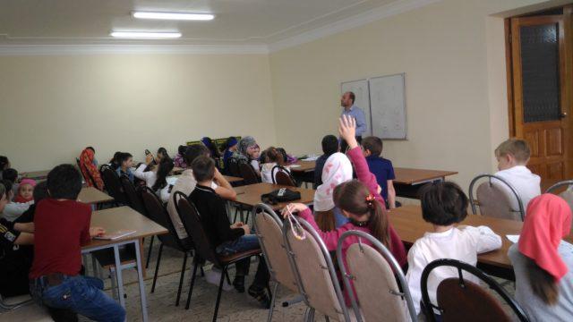 детский лагерь при ДУМ РА и Кк