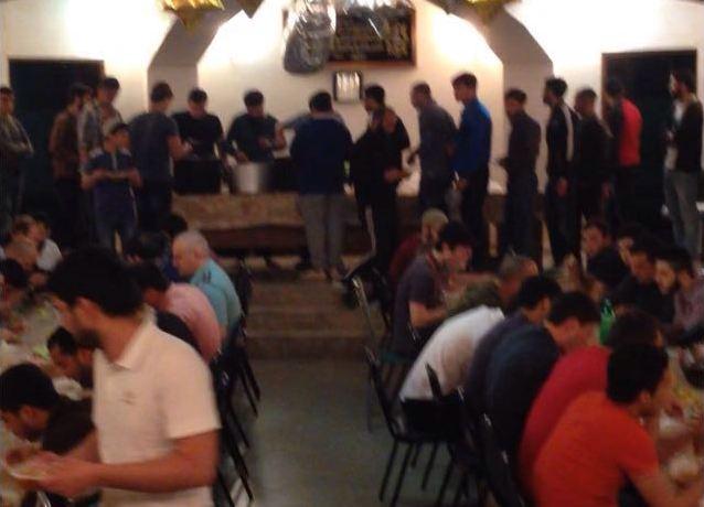 Совместное разговение в Майкопской Соборной мечети