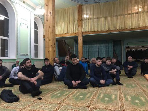 Мусульмане на лекции