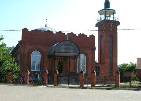 Мечеть в а. Урупский