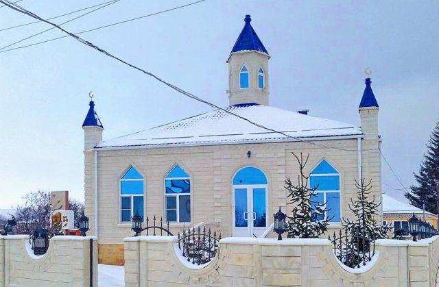 Мечеть а. Кургоковский