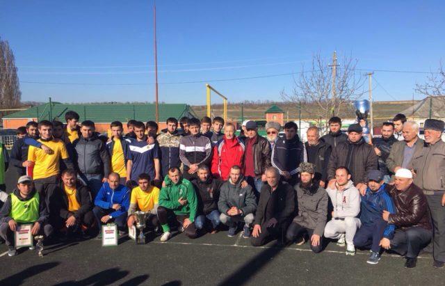 XI турнир по мини-футболу среди мусульман Республики Адыгея и Краснодарского края