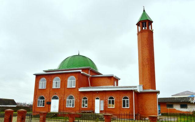 Мечеть а. Хакуринохабль