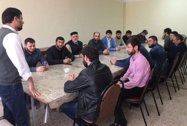 Светские дисциплины для мусульманских деятелей