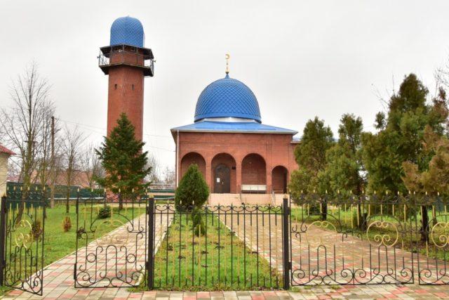 Мечеть в а. Понежукай