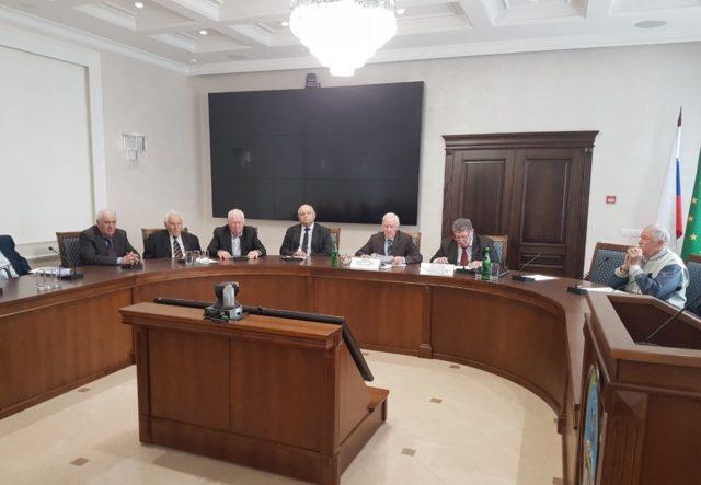 Совместное заседание Совета старейшин РА и Экспертного совета по профилактике проявлений экстремизма