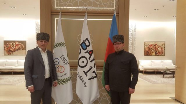 Муфтии Карданов А. и Дзасежев Х.
