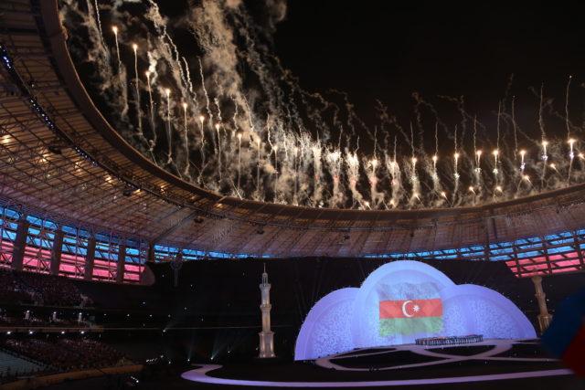 Игры исламской солидарности в Баку