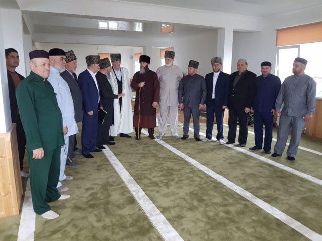 открытие Исламского культурного центра в Сочи