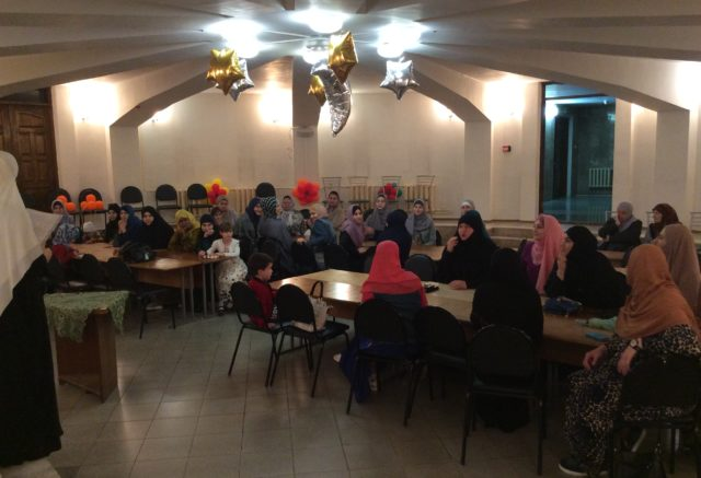 Ежегодная викторина среди мусульманок Республики Адыгея и Краснодарского края
