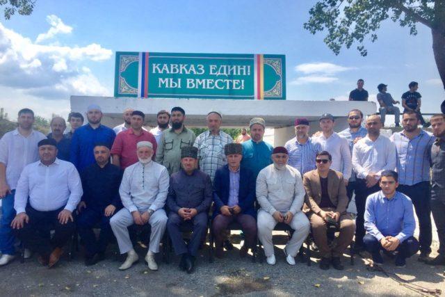 В Северной Осетии состоялся межрегиональный фестиваль «Мир Кавказу – Мы вместе!»