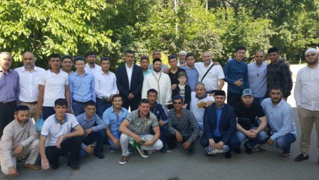 Мусульмане г.Новороссийск