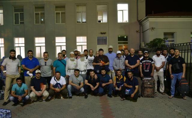 Паломники из Адыгеи и Краснодарского края отправились в Хадж