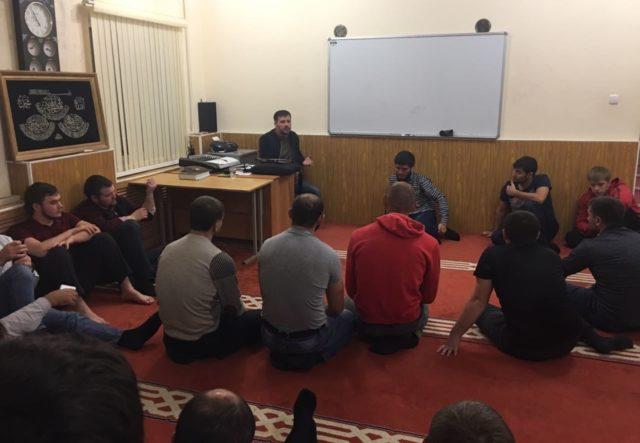 Лекция в г. Адыгейск