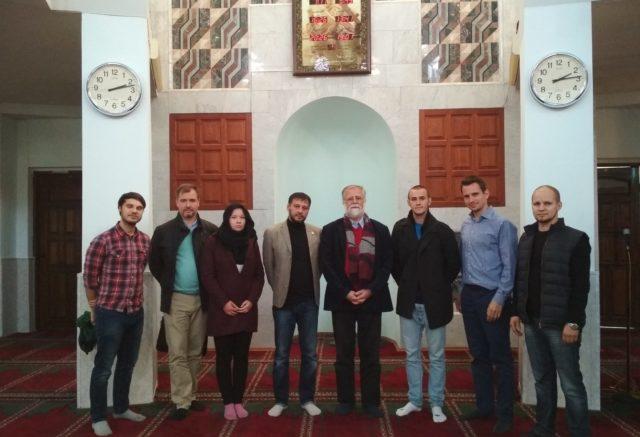 Делегация Гёттингенского университета посетила Майкопскую Соборную мечеть