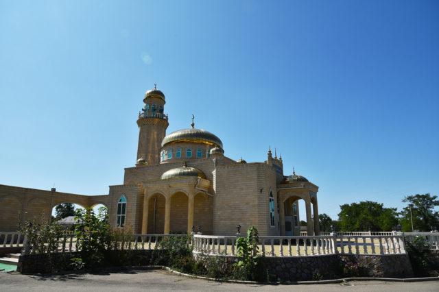 Мечеть а. Коноковский