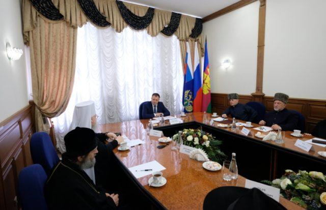 Встреча с прокурором Краснодарского края