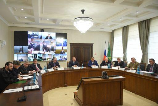 Заседание Совета при Главе Адыгеи по взаимодействию с религиозными объединениями