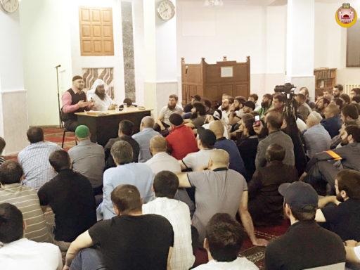 Адыгею посетил исламский ученый-богослов Насер Аль-Музейни