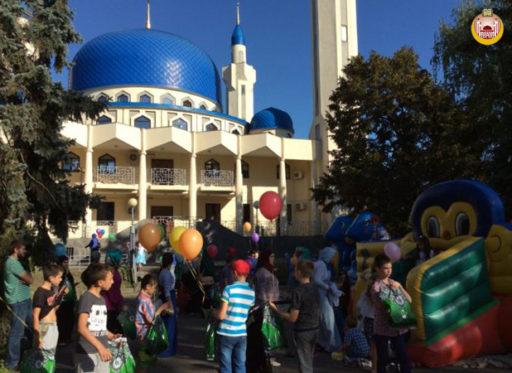 В Майкопе состоится праздник Курбан-Байрам для детей